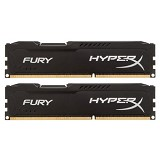 KINGSTON Memory PC 2x 8GB DDR3 PC-15000 [HyperX Fury HX318C10FBK2/16] - Memory Desktop DDR3